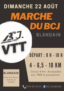 Affiche Marche BCJ
